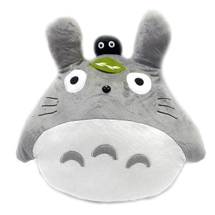 Amazon.com: Totoro: 20-Inch Totoro y polvo Bunny Plush ...