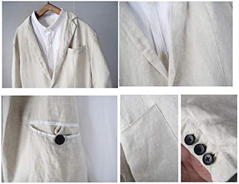 ジャケット メンズ 麻 夏 リネン ブレザー メンズ 薄手 サマージャケット テーラードジャケット おしゃれ