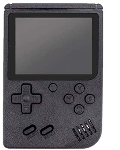Okian Handheld Gaming Console with 400 Built in Games Retro Game boy (Black)