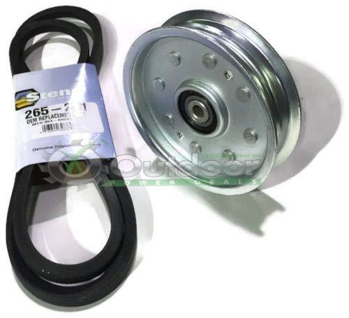 (LawnMowerParts Transmission Drive Belt & Pulley 954-04043A 756-1229 RZT50 RZT42 RZT54 956-1229 )