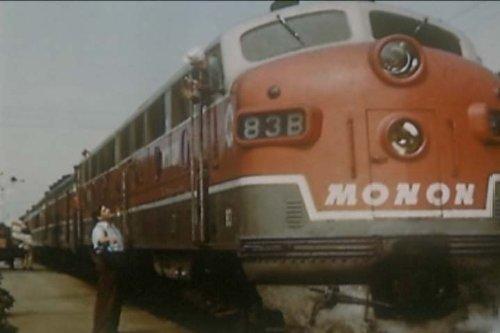 Historic Passenger Trains Films DVD (Volume 1 from Train & Railroad (Historic Trains)