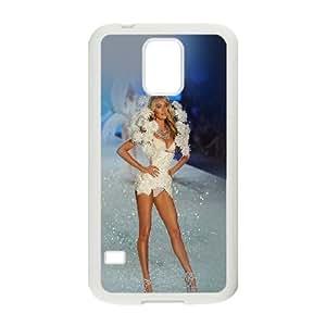 Samsung Galaxy S5 Cell Phone Case White_hf70 victoria secret show model sexy art FY1398734