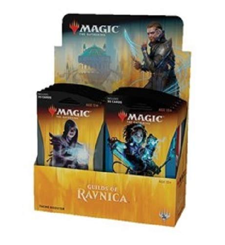 Magic The Gathering Guilds of Ravnica Theme Booster Display (10) English Wizards