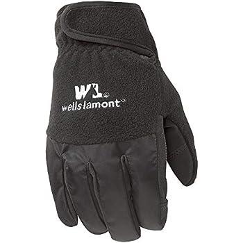 Men's Hi Dexterity Fleece-Back Winter Gloves, 40-gram