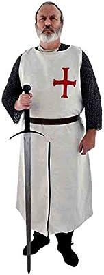 Sobrevesta Templaria, Sobrevesta medieval para Caballeros ...