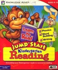 Jump Start Kindergarten Reading