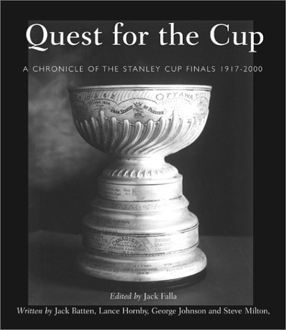 2001 World Cup Hockey - Quest for the Cup: A History of the Stanley Cup Finals, 1893-2001
