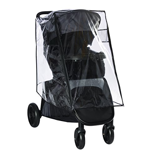Evenflo Stroller Weather Shield & Rain Cover]()