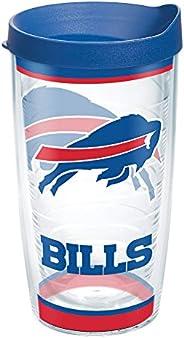 Tervis NFL Buffalo Bills Tradition Insulated Tumbler, 16oz, Clear - Tritan