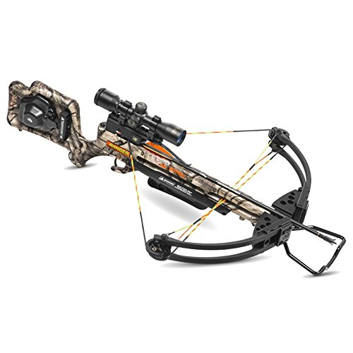 Wicked Ridge by TenPoint Ranger Crossbow Package with ACU-52