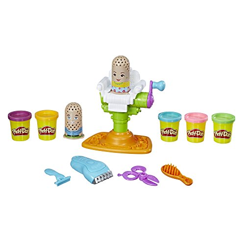 Play-Doh Buzz 'n Cut Fuzzy Pumper Barber Shop Toy Only $7.24