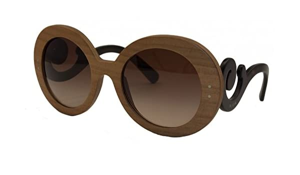 Prada PR27RS IAM6S1 55 nut canaletto / brown gradient d5HDr