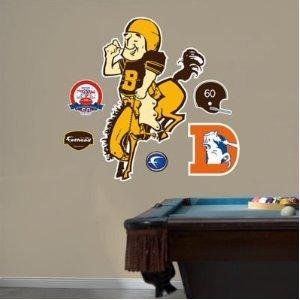 Denver Broncos Original AFL Logo Fathead®