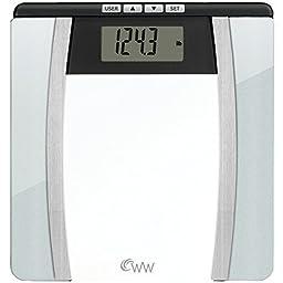 CONAIR WW701Y Weight Watchers(R) Body Analysis Scale Home, garden & living