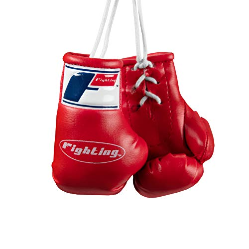 Fighting Sports Mini - Fighting Sports Mini Boxing Gloves, Red