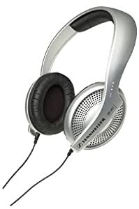 Sennheiser HD 497 Dynamic Hi-Fi Headphones (Silver) (Discontinued by Manufacturer)