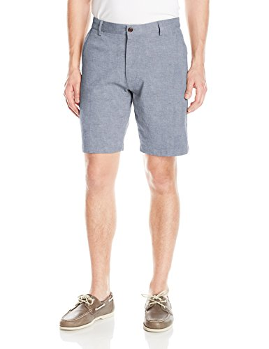 dockers-mens-classic-fit-perfect-short-d3-clarke-faded-navy-stretch-44