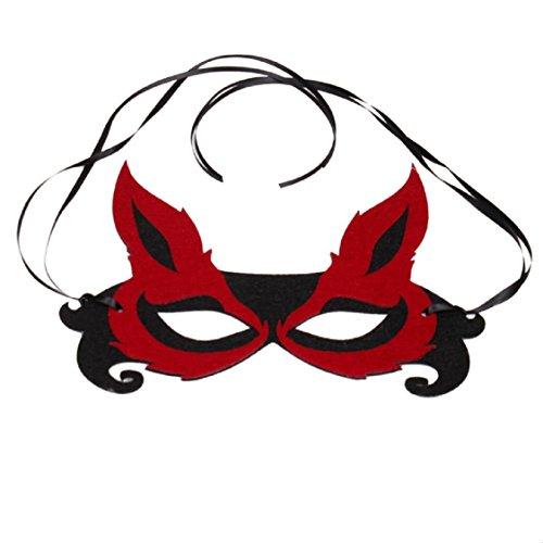 Halloween Decorations,Ikevan Halloween Sexy Elegant Eye Face Mask Masquerade Ball Carnival Fancy (Halloween Party Di Bandung)