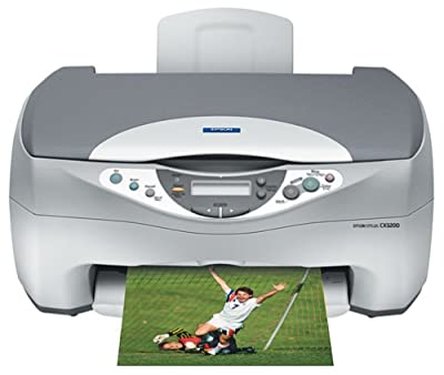 Epson Stylus CX3200 All-in-One Multifunction