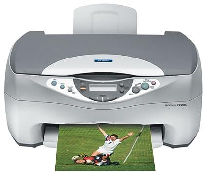 Epson Stylus CX6300 - Fotocopiadora/Impresora/escáner a ...