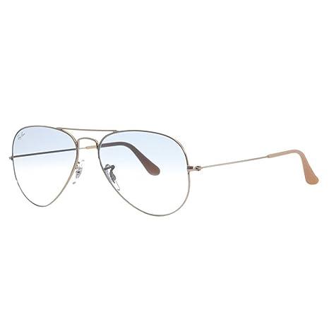968a768636 Ray-Ban Men s Aviator Large Metal Aviator Sunglasses