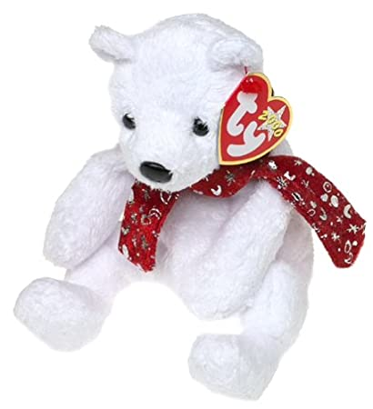 Amazon.com  TY Beanie Baby - 2000 HOLIDAY TEDDY  Toys   Games 79521bcc461