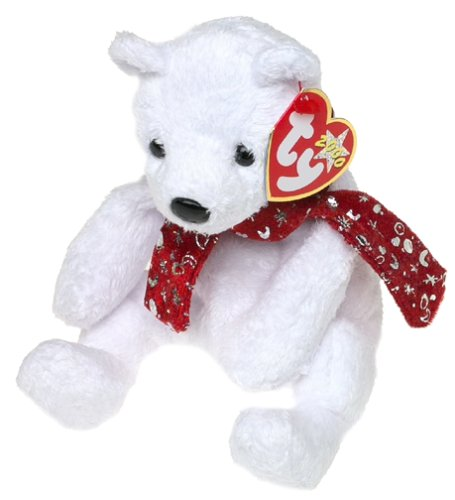 TY Beanie Baby - 2000 HOLIDAY TEDDY ()