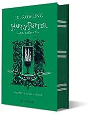 Harry Potter, Goblet of Fire: J.K. Rowling   (Slytherin Edition)