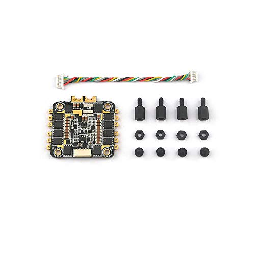 Stack-X F4 Flytower Spare Part 35A 4 In 1 ESC 2-6S BLHeli_S Dshot600 Ready For RC Drone FPV Racing - RC Toys & Hobbies Multi Rotor Parts - 1 x Eachine Stack-X 35A 4 In 1 ESC BLHeli_S