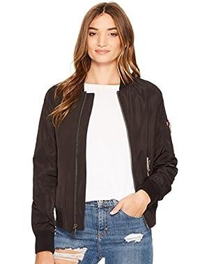 Levi's Womens Flight Bomber Jacket