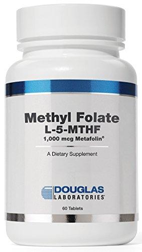Douglas Laboratories Metafolin Identical Naturally