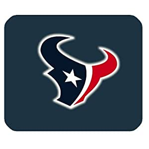 Custom Houston Texans Personalized Rectangle Mousepad SBY-036