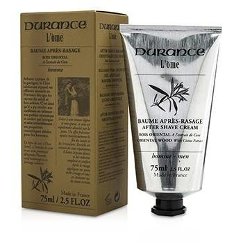 Durance L'Ome Oriental Wood After Shave Cream 75ml/2.5oz