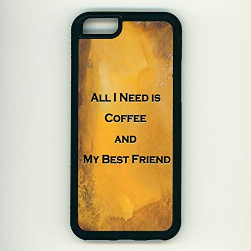 Cell Phone Case - Just Saying 7, Coffee - Cell Phone Cover - phone case - Cases for iPhones 4/4s, 5/5s,6, 6 plus,7, 8,X; Samsung Galaxy S4,S5,S6,S8
