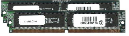 64MB (2x32MB) Cisco AS5400 Approved Flash Memory Kit (p/n MEM-64F-AS54)