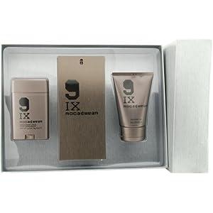 9ix Rocawear By Jay Z For Men Edt Spray 3.4 Oz & Shower Gel 3.4 Oz & Deodorant Stick 2.6 Oz