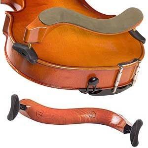 Mach One 3/4-4/4 Violin Maple Wood Shoulder Rest