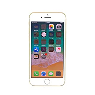 Apple iPhone 7, 128GB, Gold - For T-Mobile (Renewed)