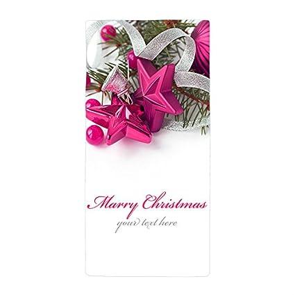 jkyuko personalizado regalo de Navidad Cena absorbente toalla toalla de baño toalla de playa de microfibra