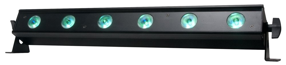 ADJ Products ULTRA BAR 6 0.5 METER, 6 TRI LEDS (3 W) by ADJ Products