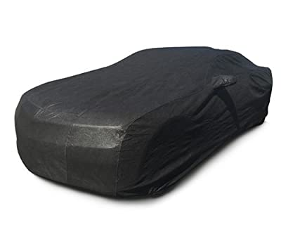 2010-2016 Chevy Camaro Custom Car Cover for 5 Layer Ultrashield Black