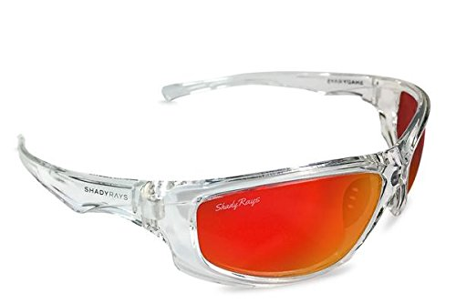 Shady Rays Polarized Sport Sunglasses X Series, Infrared, - Sunglasses Infrared