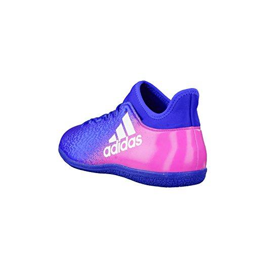 adidas X 16.3 Indoor Fußballschuh Herren 12 UK - 47.1/3 EU