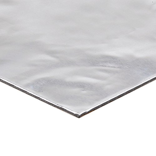 Eclipse Sound Car - Design Engineering 050200 Boom Mat Sound 2mm Damping Material with Adhesive Backing, 12