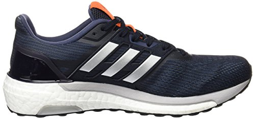 Zapatillas Collegiate M Hombre Gris para Running Navy Adidas Silver Midnight Supernova Grey Metallic pOFwF