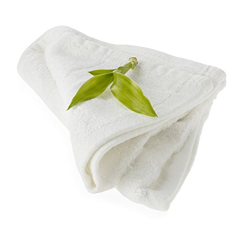 LATHER Bamboo Ultra-Absorbent Wash Cloth