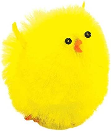 Easter Chicks -- Dropship 390868 4 Ct Party Favor TradeMart Inc   Assorted Colors