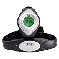 Pyle Sports Heart Rate Monitor Watch with Minimum, Average Heart Rate, Calories, Target Zones by Petra Industries Inc