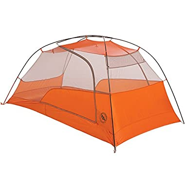 Big Agnes - Copper Spur HV UL Tent, 2 Person, Grey/ Orange