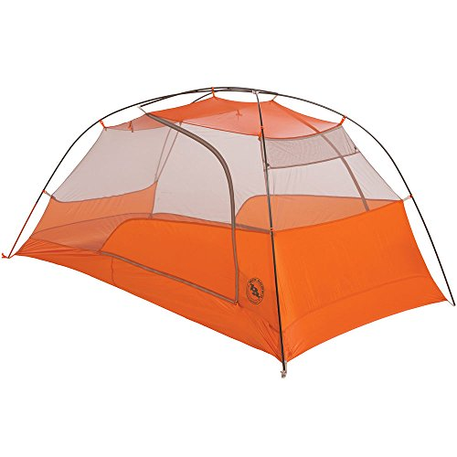Big Agnes Copper Spur HV UL Tent - Grey/Orange - 2 Person